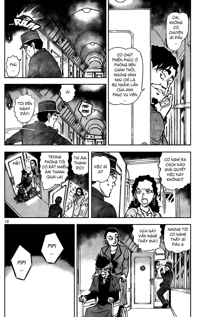 Thám Tử Lừng Danh Conan - Chapter 819 - Pic 13