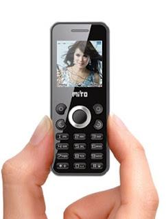 Ponsel Mini Mito 111 Lucu Praktis Dan Murah