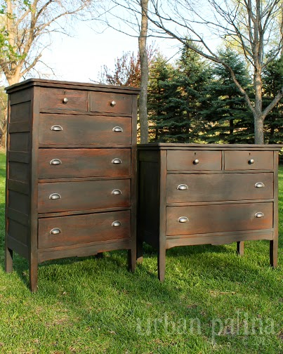 Antique Industrial Chest of Drawers   Dresser Set. Urban Patina  Authentically Crafted Home   Gift  Antique