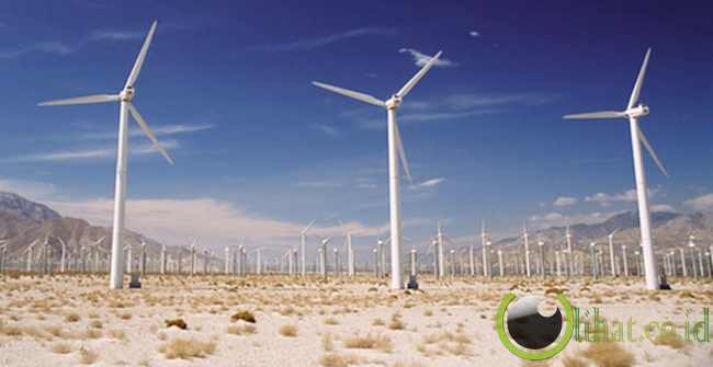 Brazil Energi Tenaga Angin