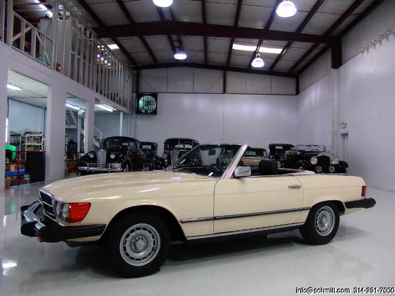 1980 mercedes benz 450sl daniel schmitt company for How much is service a for mercedes benz