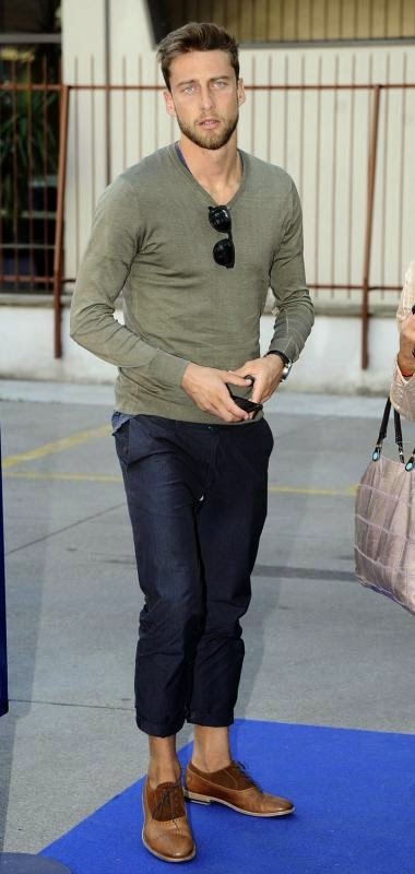Football Player's Style: Claudio Marchisio Style