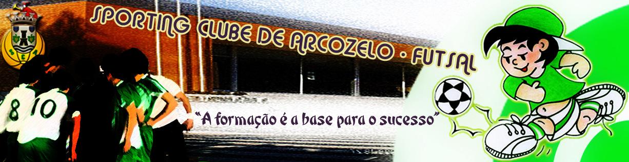 Sporting Clube de Arcozelo - Futsal