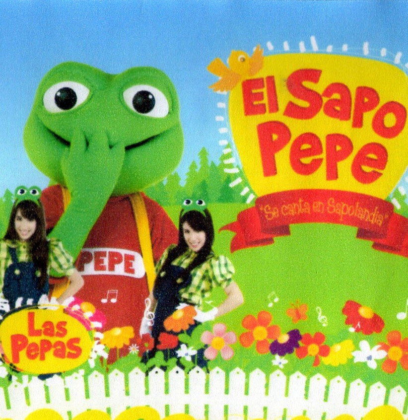 sapo pepe 5 - photo #44