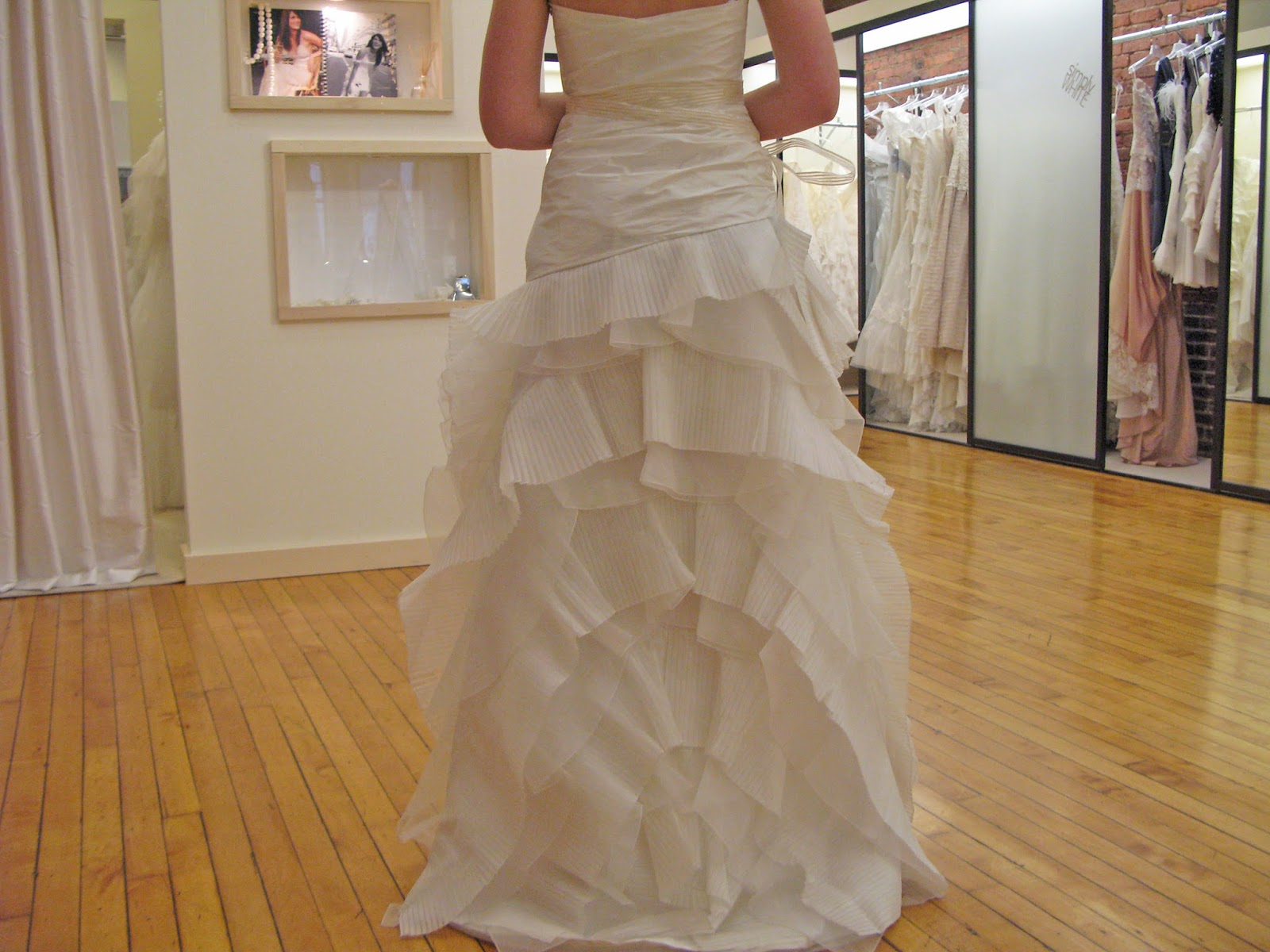 Making Sure Your Wedding Gown Fits Kitchener Waterloo Cambridge Guelph Bri
