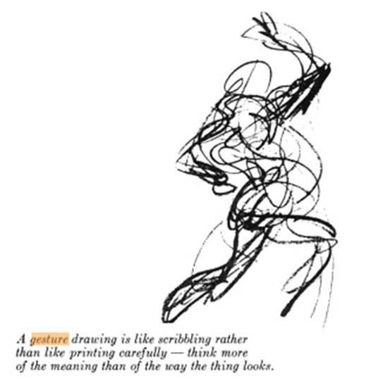 Scribble Line Gesture Drawing : Dig digital character design professor cesar