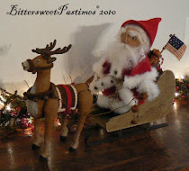 2010 Santa and Reindeer