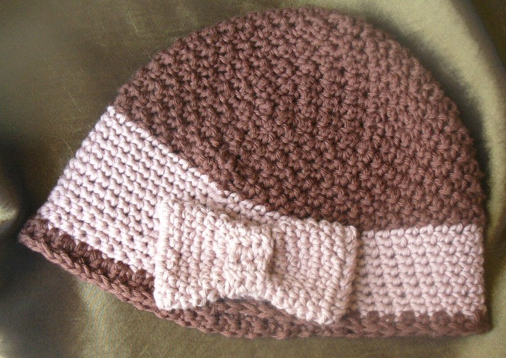 "PATTERN Crochet Hat ""Newborn"""