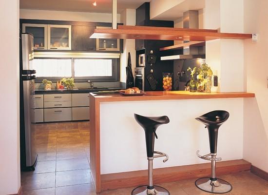 Formas almacen de cocinas elegir una barra para cocina - Tipos encimera cocina ...