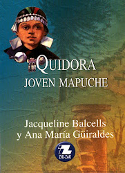 Quidora la joven mapuche