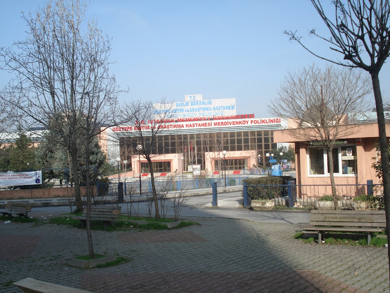 Eğitim Mh. Kadıköy (0216) 566 6600 Göztepe Eğitim ve Araştırma Hastanesi