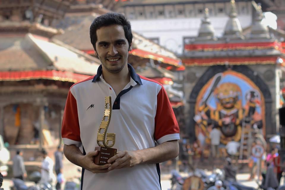 Winner ficm 2014 : Amir Massud Soheili