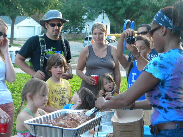 Loring Community School Kids Cook Program