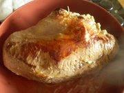 Punta di manzetta ripiena al forno prepariamo alla cottura scottando in casseruola