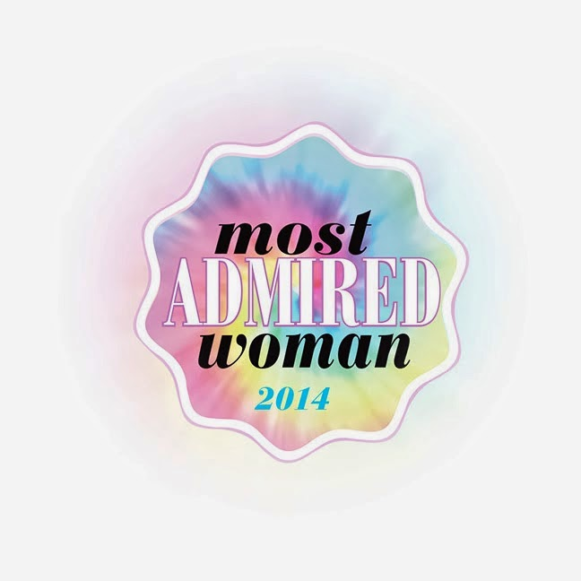 Most Admired Woman 2014