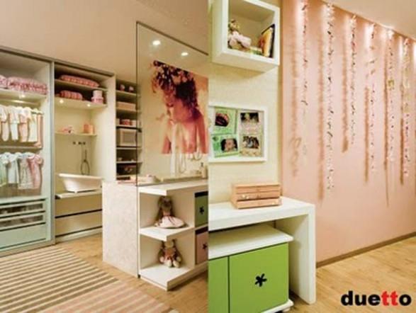 The infantil decora c mo decorar la habitaci n del beb - Decorar la habitacion del bebe ...