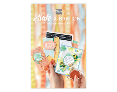 SALE-A-BRATION SECOND RELEASE BROCHURE