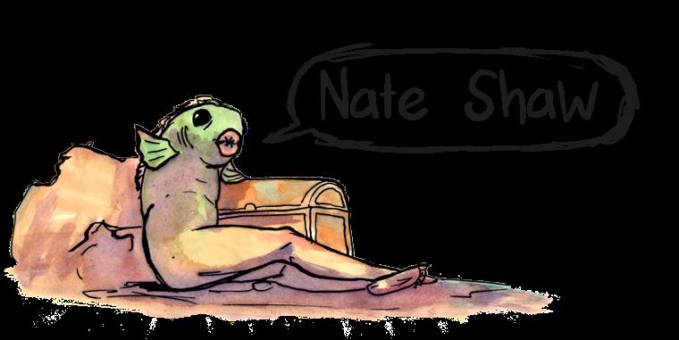 Nate Shaw Art