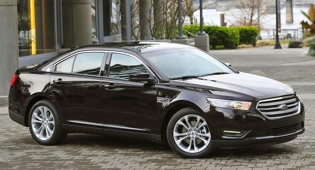 2017 Ford Taurus Release Date