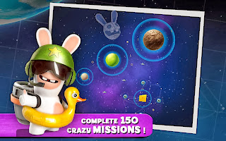 Rabbids Big Bang v1.0.4 Mod