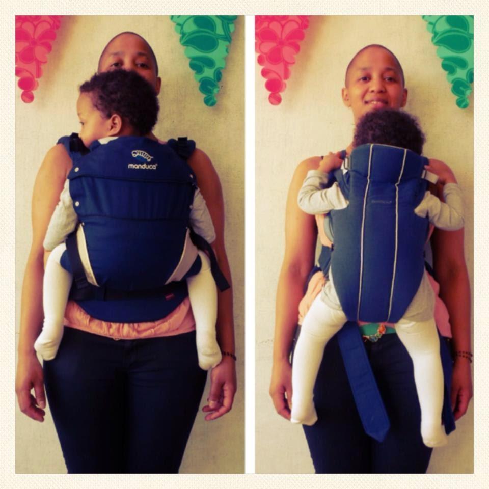 portabebés ergonómica vs colgona