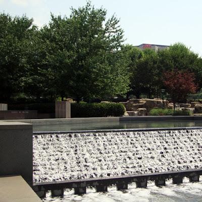Centennial Olympic Park Water Garden