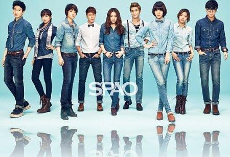 Super Junior e f(x)