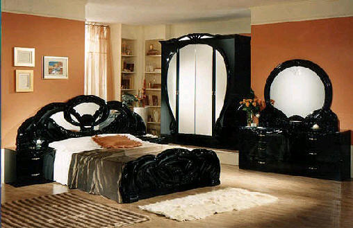 Black Bedroom Furniture Sets