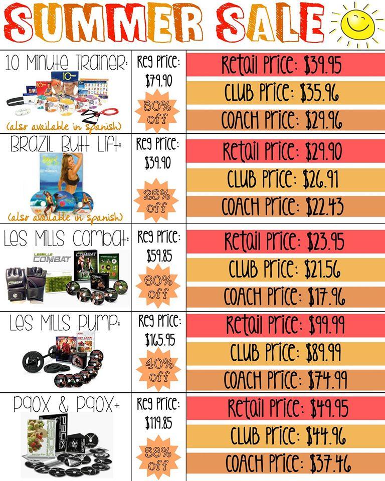 Beachbody coupon codes