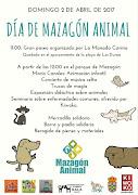 DÍA DE MAZAGÓN ANIMAL