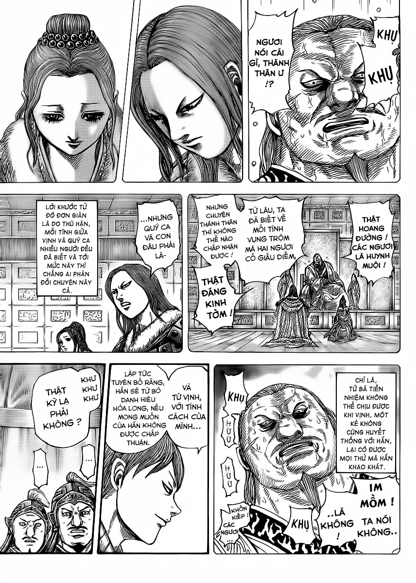 Kingdom – Vương Giả Thiên Hạ (Tổng Hợp) chap 391 page 6 - IZTruyenTranh.com