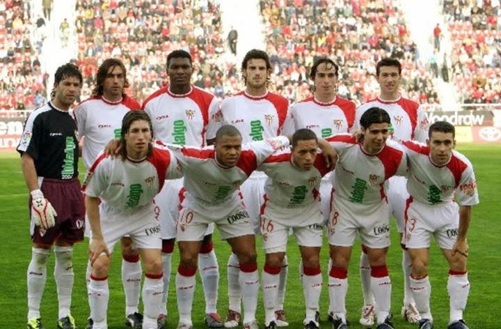 Camiseta Sevilla FC Promes