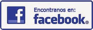 NOS ENCONTRAMOS EN NUESTRO FACEBOOK!!!!