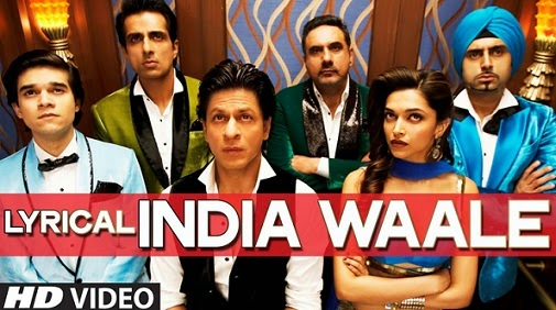 India Waale (Happy New Year) HD Mp4 Video Song Download