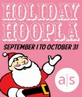 Holiday Hoopla is ON!