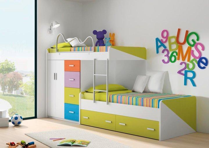 Ideas para decorar habitaciones infantiles car interior - Decorar habitaciones infantiles ...