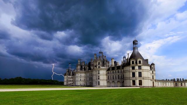 Chate au de Chambord Castle