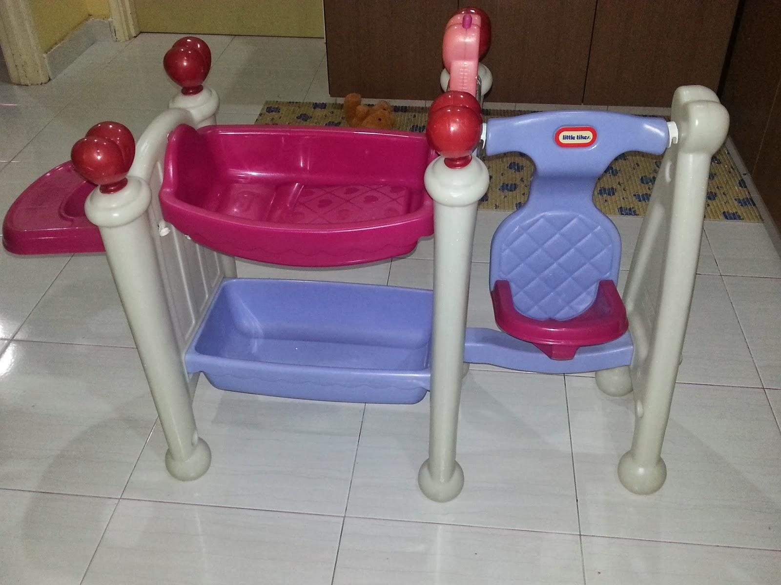 Toy Baby Doll Center : Little tikes nursery thenurseries