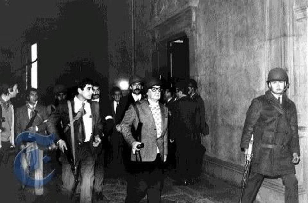 Как чилийцы сбросили 10-летнюю диктатуру Пиночета - Цензор.НЕТ 4055