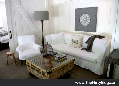 Living Room, Farmhouse Inn