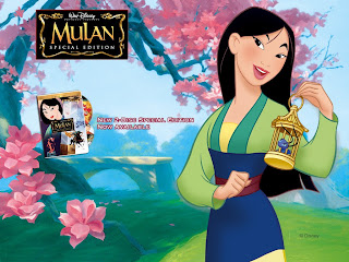 Mulan Disney Princess