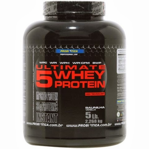 Ultimate 5 Whey Probiotica