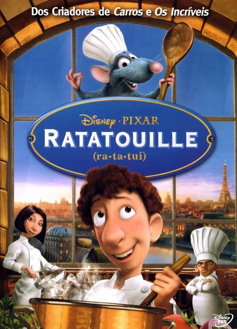 Ratatouille – Dublado (2007)