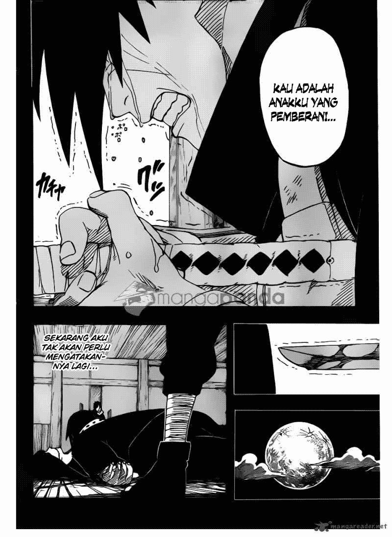 Komik naruto 590 page 14