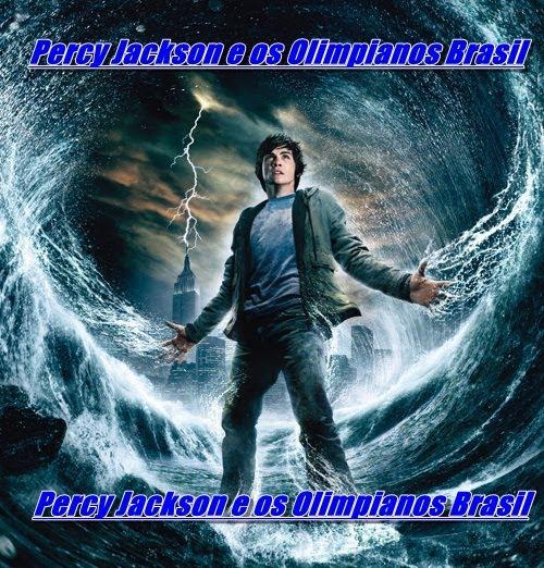 Percy Jackson e os Olimpianos Brasil
