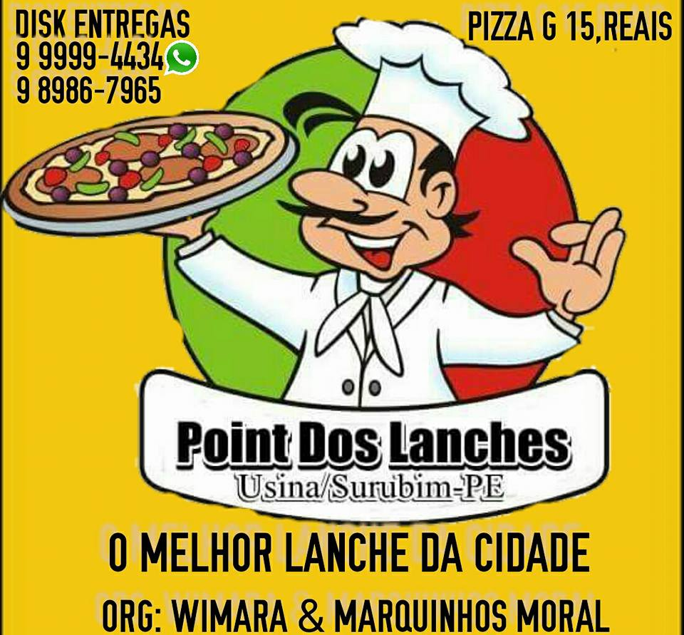 POINT DOS LANCHES