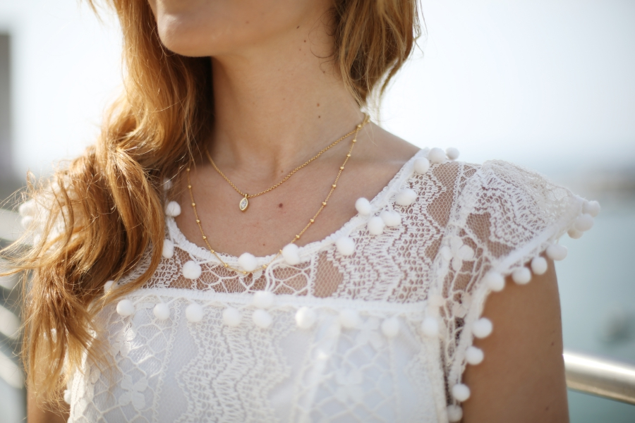 Collar A trendy life by Eguzkilore