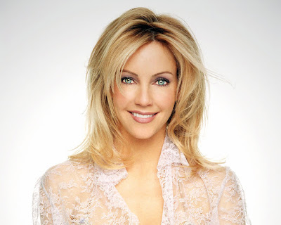 Heather Locklear Cute Wallpaper