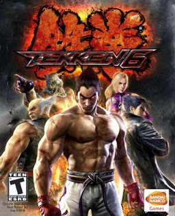 Game PC Tekken 6 [full]