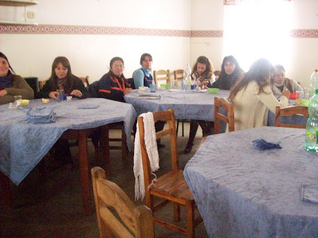 Actividades de la Escuela de Educación Integral N° 8 - Chajarí - Dpto. Federación